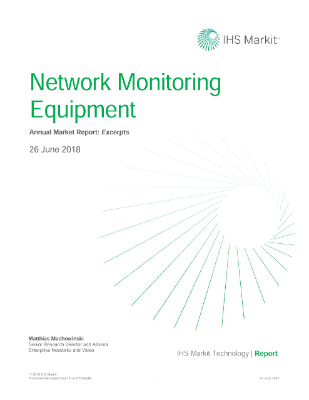 Network Monitoring IHS Report