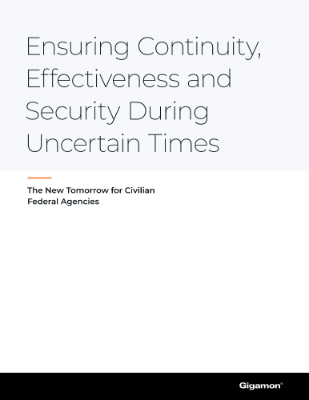 Enduring Continuity, Effectiveness and Security During Uncertain Times