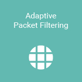 Adaptive Packet Filtering
