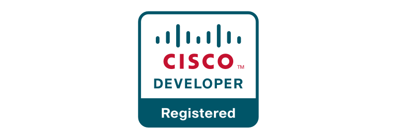 Logo Cisco Developer