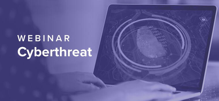 Cyberthreat Defense Report webinar