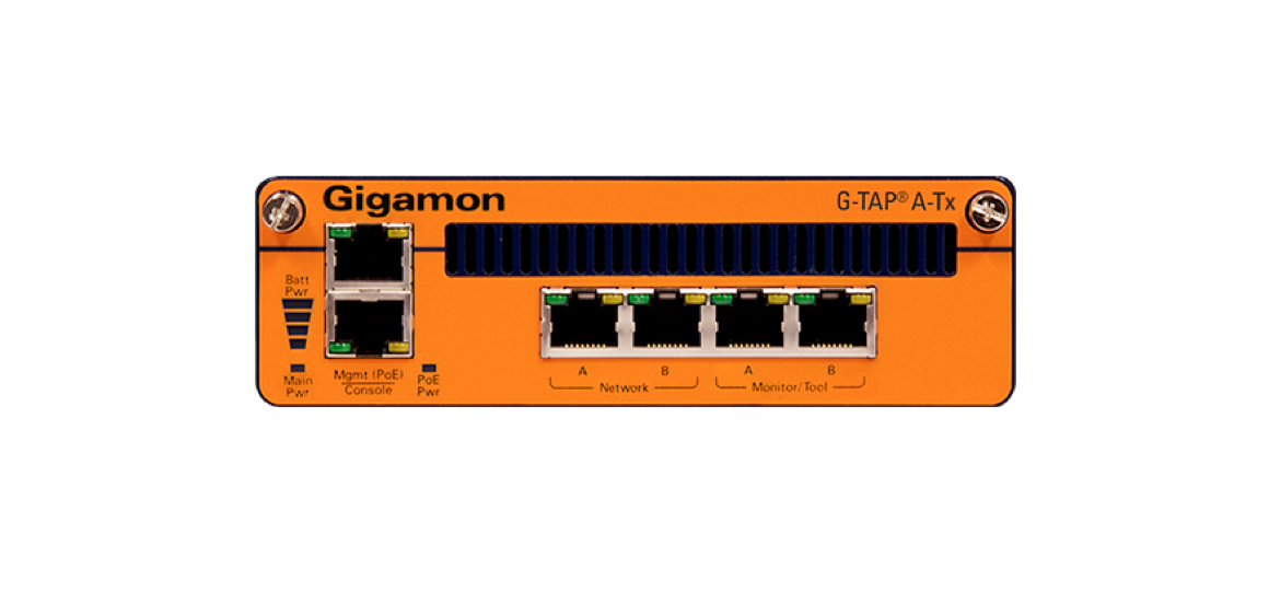 G-TAP A Series: active network TAPs